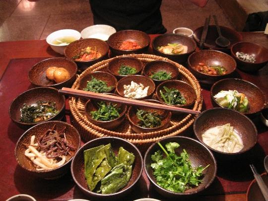 Zuid-Koreaanse keuken