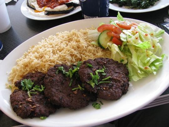 المطبخ الأفغاني