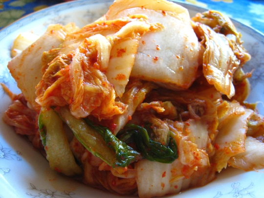Noord-Koreaanse keuken
