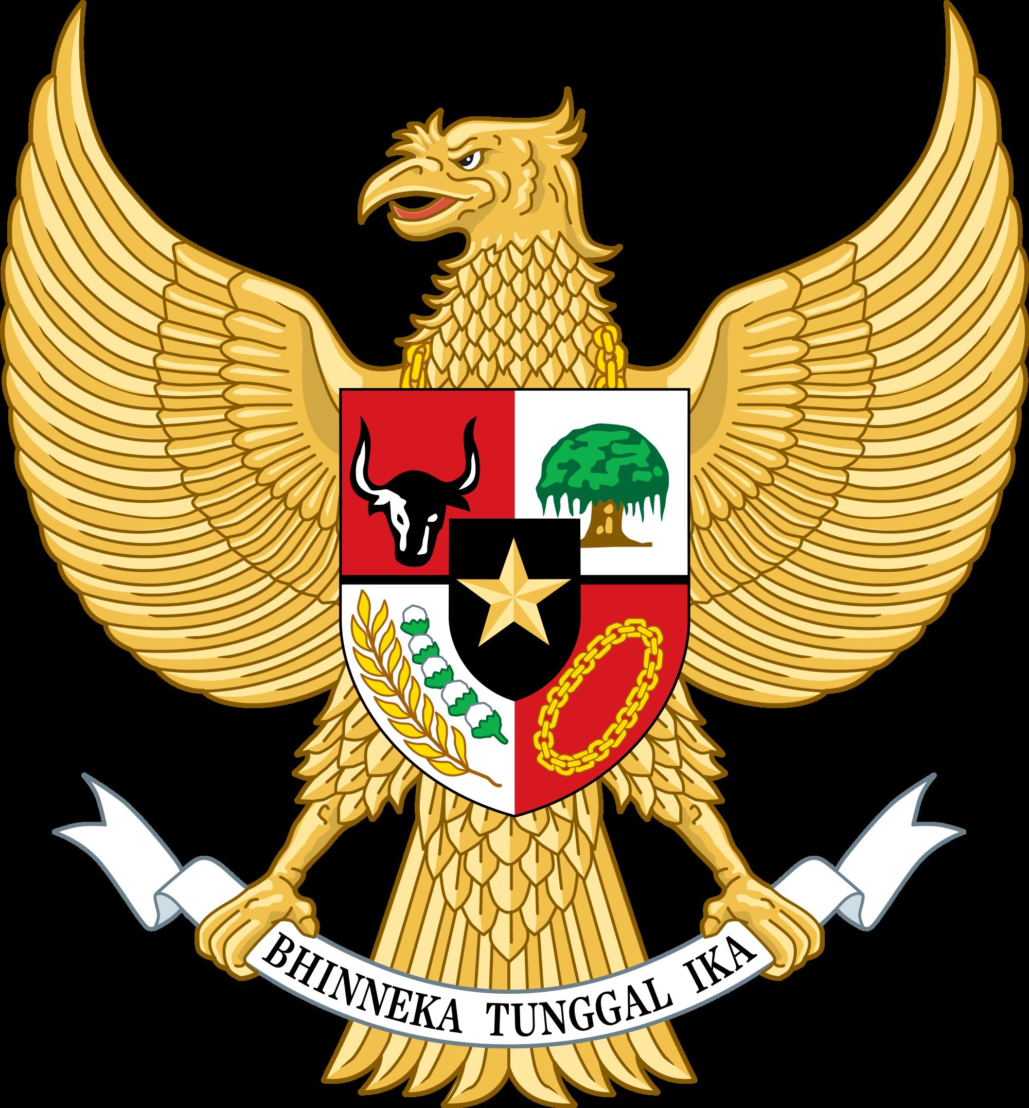Wapen van Indonesië