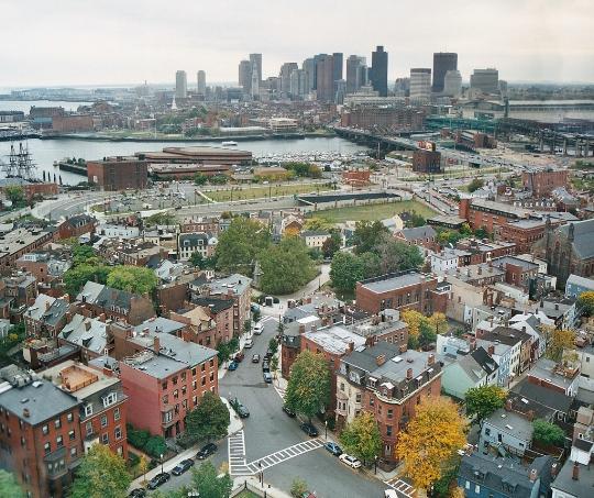 ضواحي بوسطن