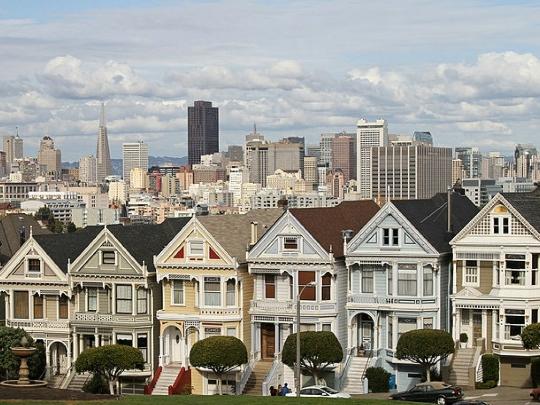 ضواحي سان فرانسيسكو