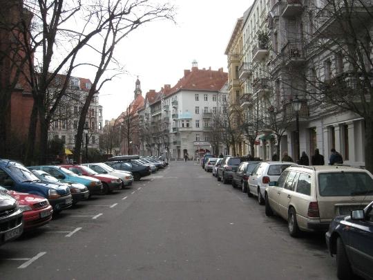 Berliinin lähiöt
