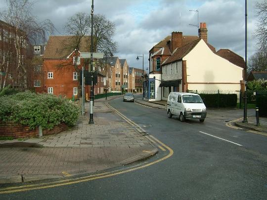 Buitenwijken van Londen