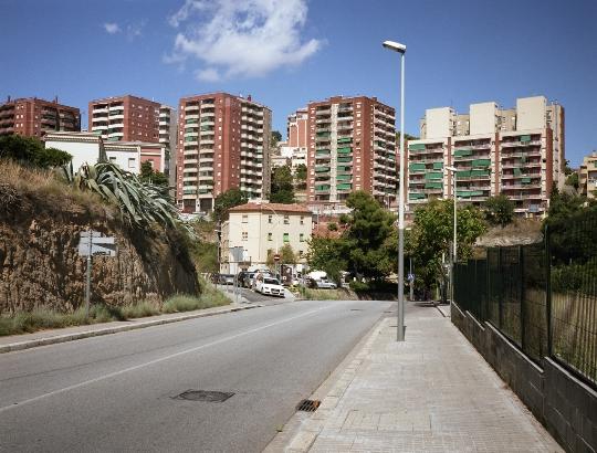 Buitenwijken van Barcelona