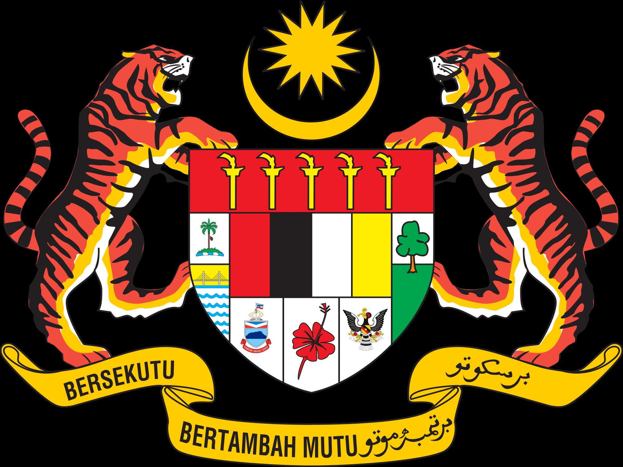 Malesian vaakuna