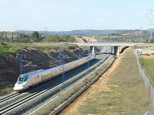 Espanjan rautatiet