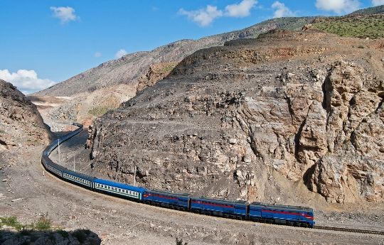 Uzbekistanin rautatiet