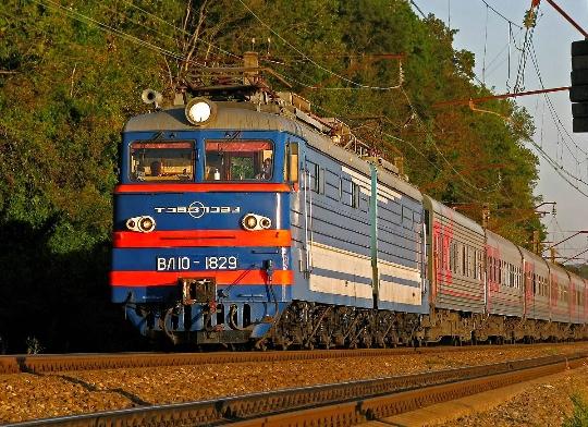 Spoorwegen van Armenië