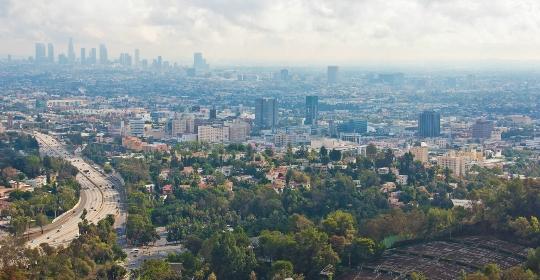 ضواحي لوس أنجلوس