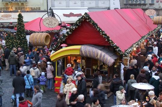 Kerst in Praag