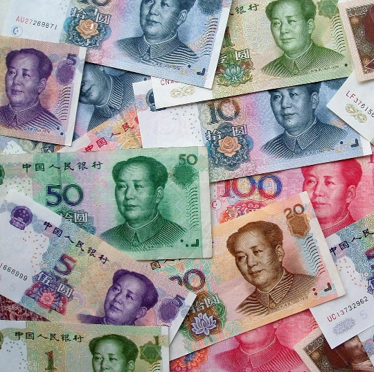 Valuta in China