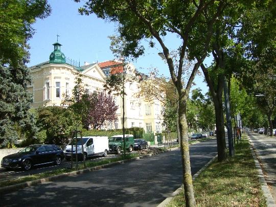 Предградия на Виена