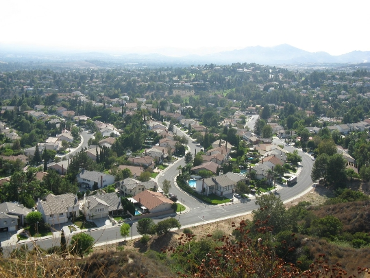 Предградията на Лос Анджелис