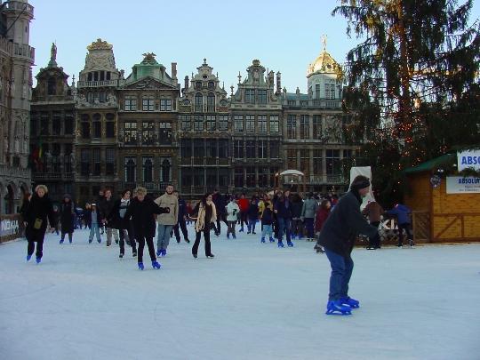 Kerst in Brussel