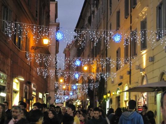 Kerst in Rome