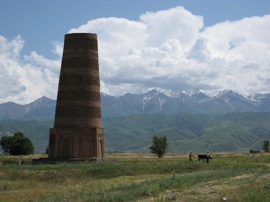 Reis naar Turkmenistan