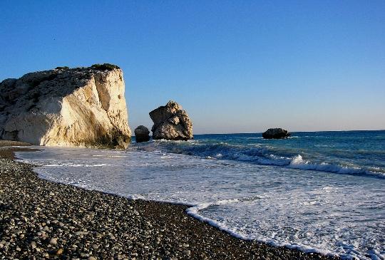 Reis naar Cyprus