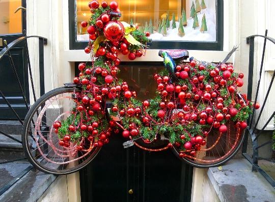 Joulu Amsterdamissa