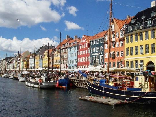 Reis naar Denemarken