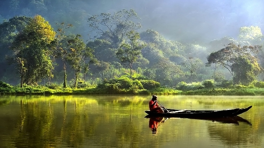 Reis naar Indonesië