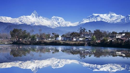 Reis naar Nepal