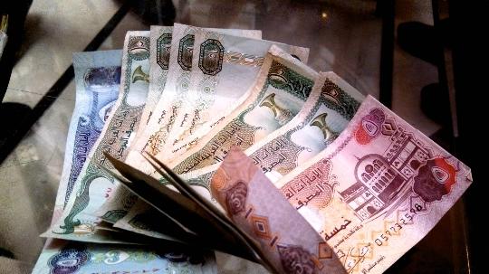 Valuta in de VAE