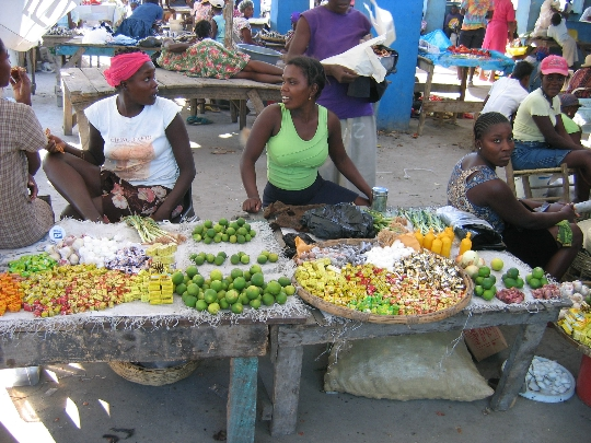 Haitin perinteet