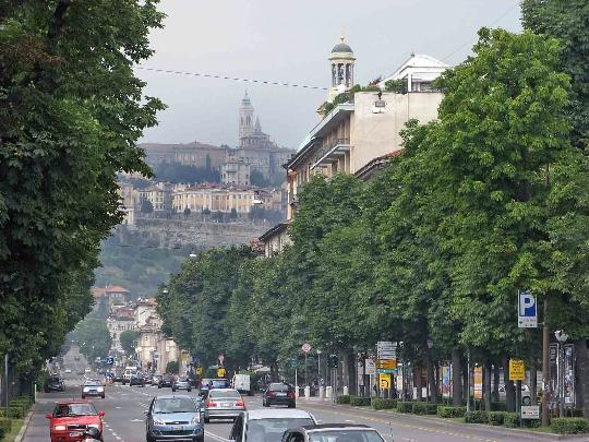 Buitenwijken van Milaan