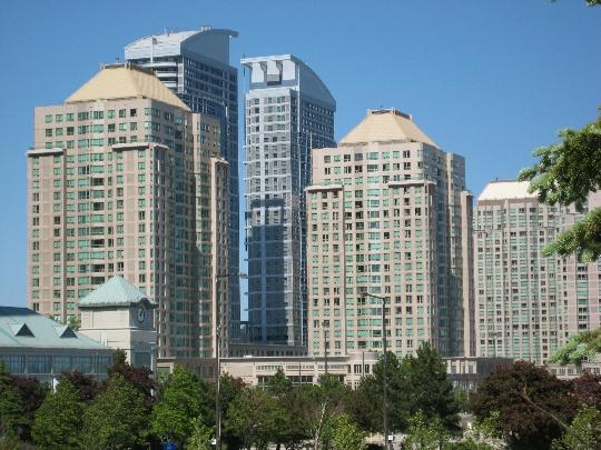 Toronto buitenwijken