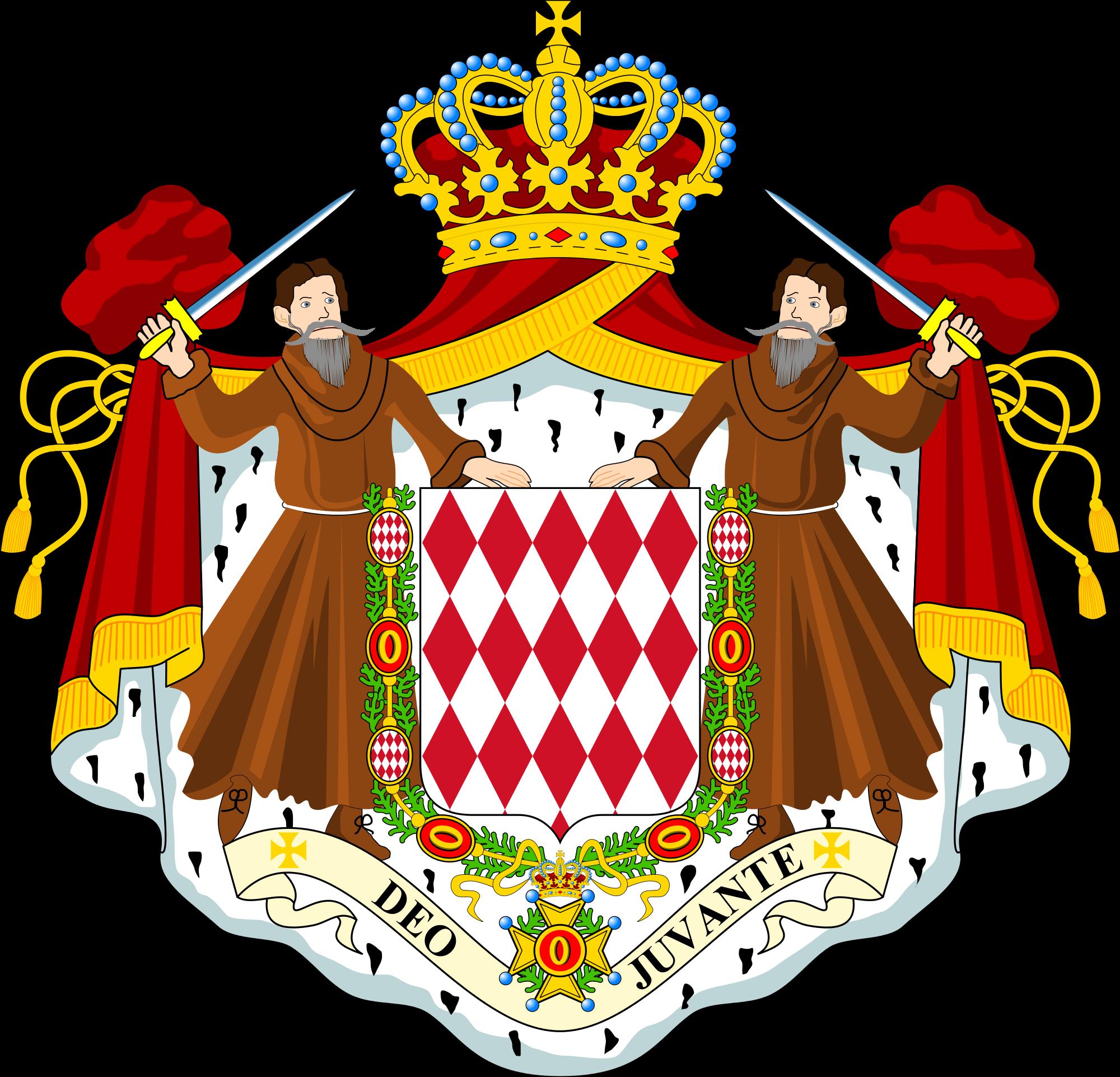 Wapen van Monaco