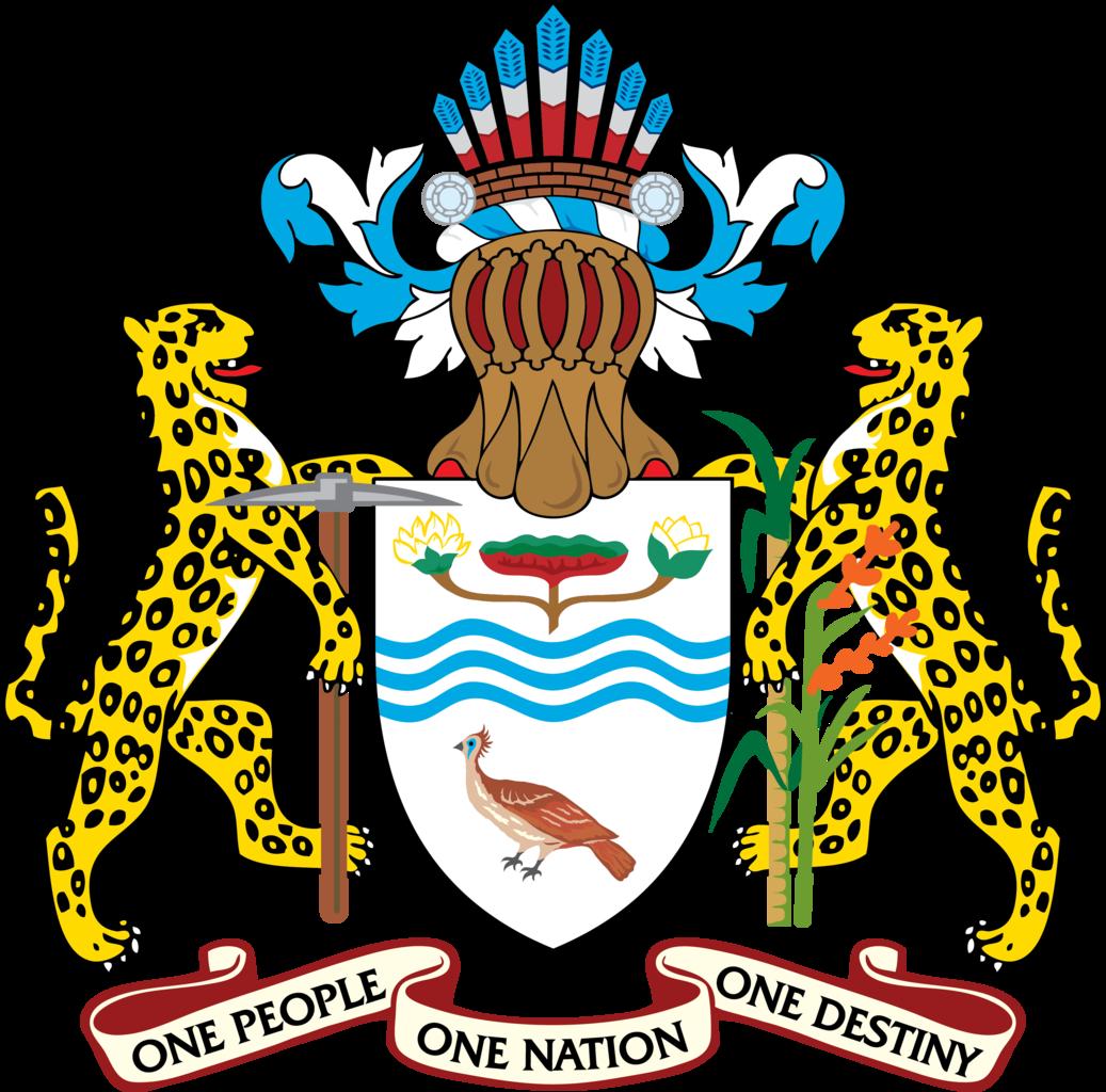 Guyanan vaakuna