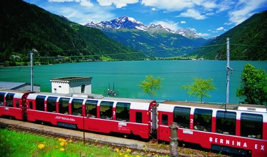 Железници на Европа