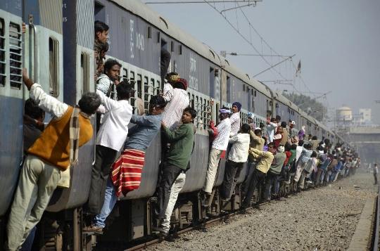 Intian rautatiet