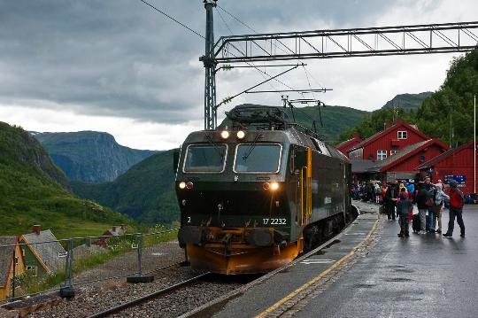 Spoorwegen van Noorwegen