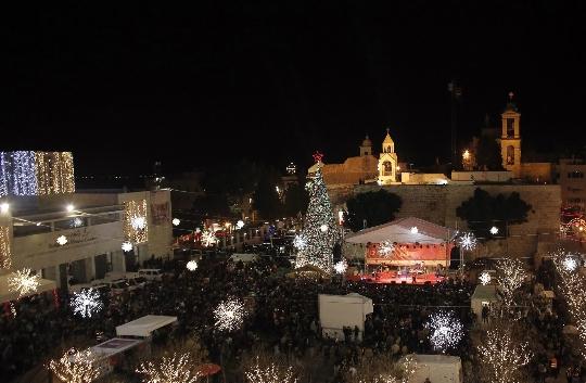 Joulu Jerusalemissa