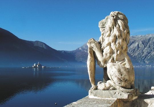 العطل في الجبل الأسود في مارس