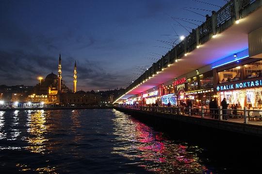 عيد الميلاد في اسطنبول
