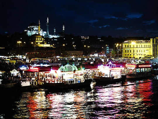 Kerst in Istanbul