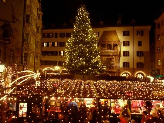 Joulu Innsbruckissa