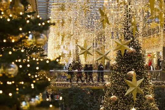 Коледа в Генуа