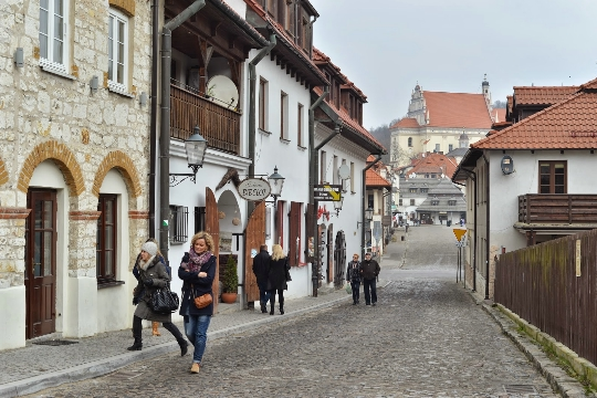 Краковски предградия