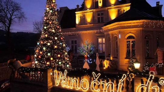 Joulu Karlovy Varyssä