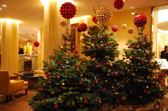 Kerst in Genève