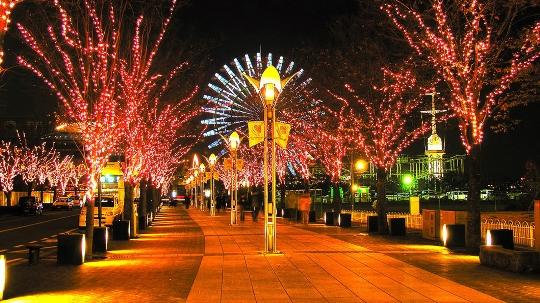 Joulu Tokiossa