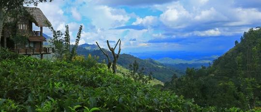 Lomat Sri Lankassa maaliskuussa