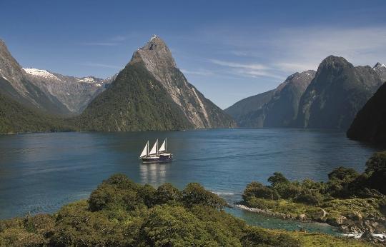 Matka Uuteen Seelantiin