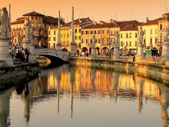 De buitenwijken van Florence