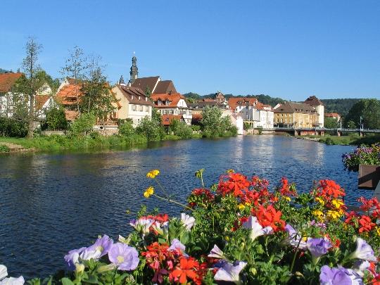 Buitenwijken van Baden-Baden