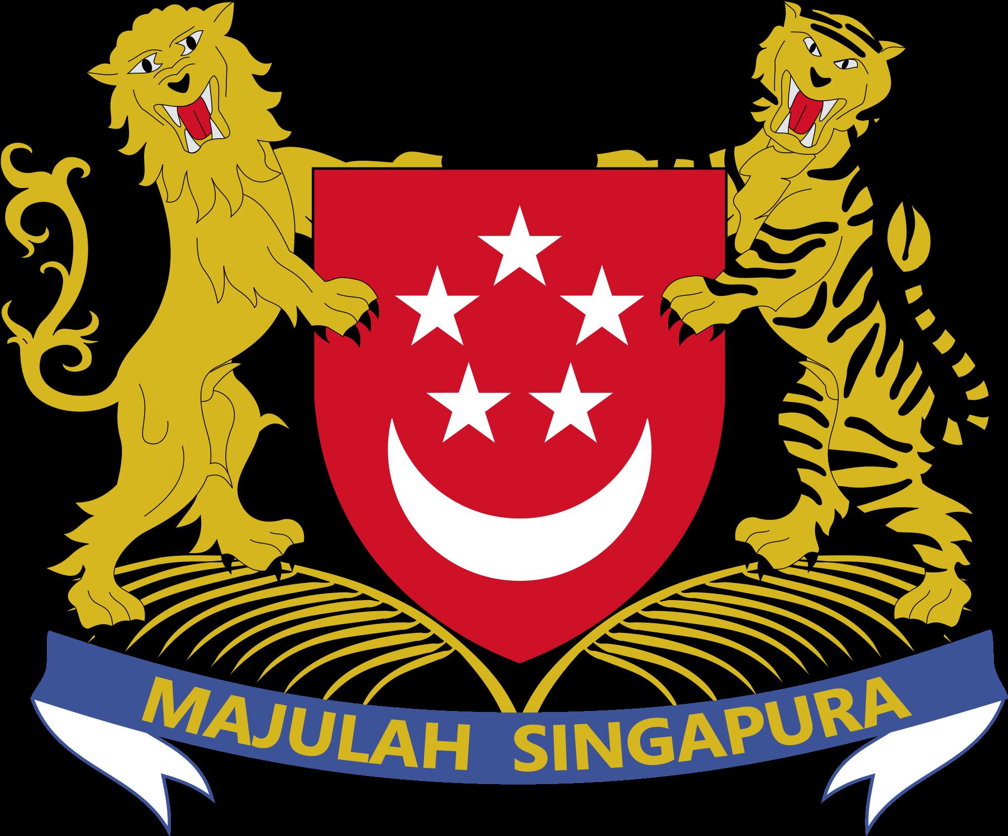 Singaporen vaakuna